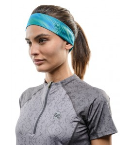 Slim Headband Buff Irised Multi