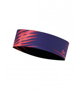 Slim Headband Buff Optical Pink