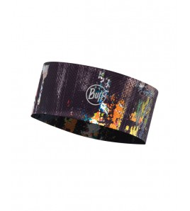 Fastwick Headband Buff Graffiti Black