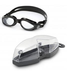 Gafas Aqua Sphere KAIMAN Black/Black LC