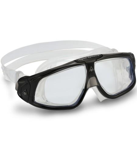 Gafas Aqua Sphere SEAL 2.0 Black/Gray LC