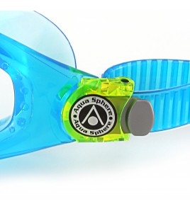 Gafas Aqua Sphere SEAL KID2 Clear Lens Turquesa/Lime LC
