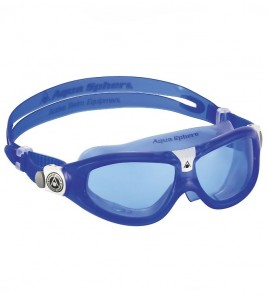 Gafas Aqua Sphere SEAL KID2 Blue Lens Blue/White LB