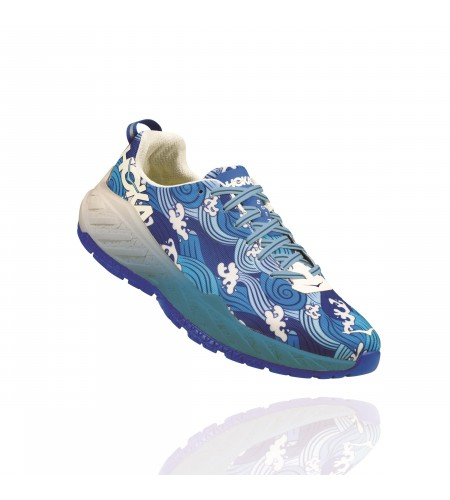 HOKA ONE ONE Tracer - Azul/Blanca