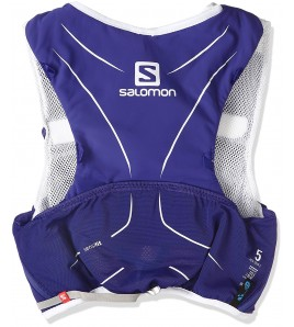 Mochila Salomon Adv Skin 5 Set Spectrum Azul, Blanco