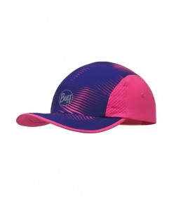 Gorra Buff Run Cap Optical Pink