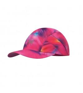 Gorra Buff Pro Run Cap R-Shining Pink