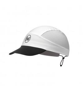 Gorra Buff Pack Run Cap R-Solid White